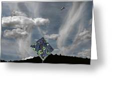 Choose Your Own Path 5 - Aim High Greeting Card