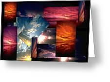 Choose Your Own Sunrise Greeting Card