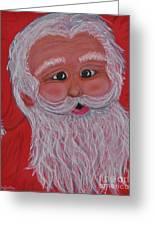 Chris Kringle Greeting Card