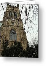 Christ Church Cathedral  Greeting Card