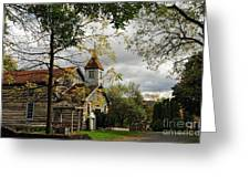 Christ Church Greeting Card