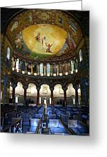 Christ Is Risen II - St Louis Basilica Greeting Card