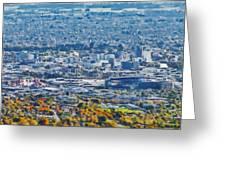 Christchurch City Greeting Card