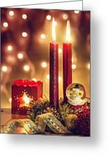 Christmas Ambiance Greeting Card