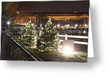 Christmas At The Ellipse - Washington Dc - 01131 Greeting Card by DC Photographer