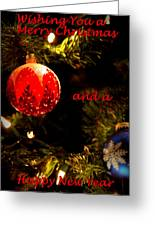 Christmas Best Greeting Card