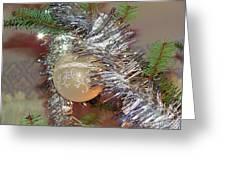 Christmas Bling Greeting Card