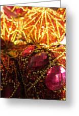 Christmas Blingbling Greeting Card