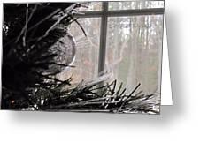 Christmas Bulb Greeting Card