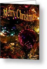 Christmas Card 3 Greeting Card