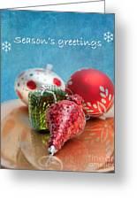 Christmas Card 6 Greeting Card