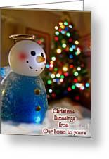 Christmas Card II Greeting Card