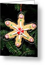Christmas Cookie Greeting Card