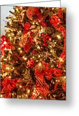 Christmas Dazzle Greeting Card