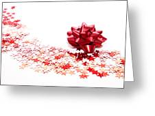 Christmas Decoration Greeting Card