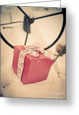 Christmas Down On The Farm Greeting Card
