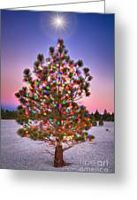 Christmas Dream Greeting Card