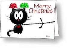 Christmas Four Greeting Card