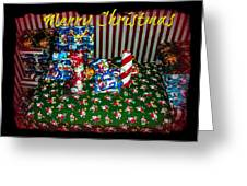 Christmas Gifts Greeting Card