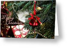Christmas Greetings Greeting Card