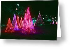 Christmas Hues Greeting Card