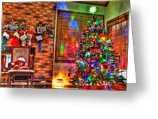 Christmas In Hdr Greeting Card