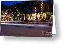 Christmas In Key West Greeting Card
