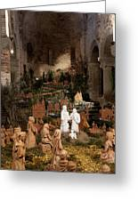 Christmas In Santo Stefano Greeting Card