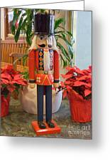 Christmas Sentinel  No 1 Greeting Card