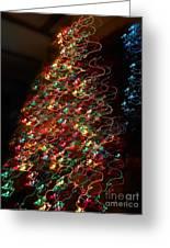 Christmas Tree 2014 Greeting Card