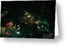 Christmas Tree Series 5 Greeting Card
