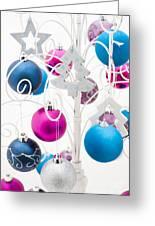 Christmas Tree Tree Greeting Card
