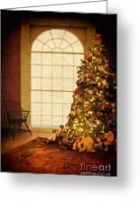 Chritsmas Tree Greeting Card
