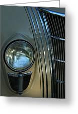 Chrysler Airflow Greeting Card