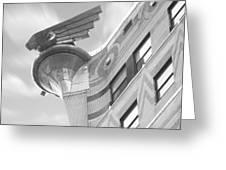 Chrysler Building 4 Greeting Card