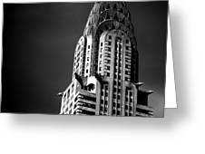 Chrysler Building Nyc 1 Greeting Card