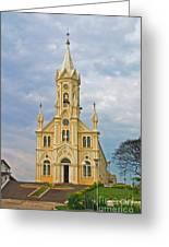 Church, Brazil Greeting Card