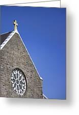 Church In Tacoma Washington 2 Greeting Card