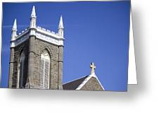 Church In Tacoma Washington 4 Greeting Card