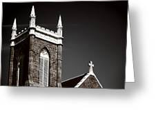 Church In Tacoma Washington 5 Greeting Card