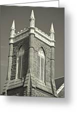 Church In Tacoma Washington Greeting Card