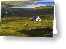 Church In The Glen Greeting Card