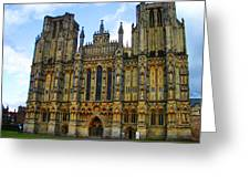 Church Of England Greeting Card