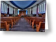 Church Of Saint Columba Greeting Card