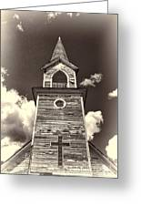 Church Steeple 2 Greeting Card