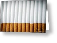 Cigarettes Greeting Card