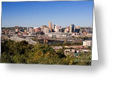 Cincinnati, Ohio Greeting Card