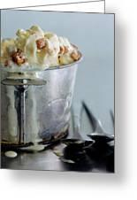Cinnamon Toast Ice Cream Greeting Card
