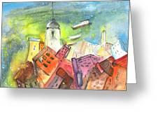 Cinque Terre 03 Greeting Card