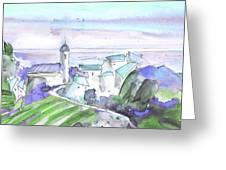 Cinque Terre 04 Greeting Card
